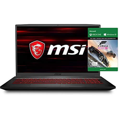 Compare MSI GF75 THIN (GF75) vs other laptops