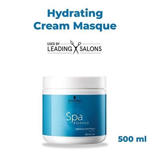 Schwarzkopf Professional Spa Essence Hydrating Masque, 500 ml