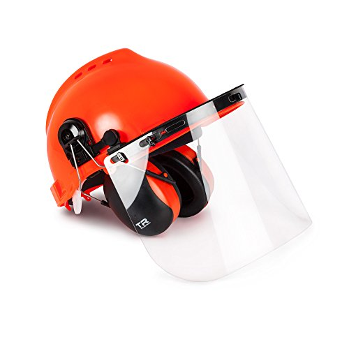TR Industrial Forestry Safety Helmet and Hearing Protection System by TR Industrial (Image #2)