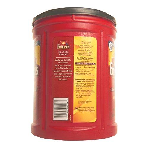 Folgers Coffee, Classic Roast, 48 Ounce