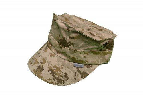 Trooper Clothing Marine Desert BDU 8 Point Adjustable Cover, Desert Digi Print, One Size