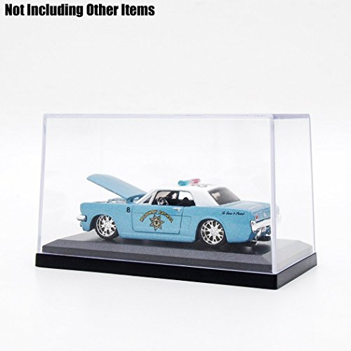 Odoria Clear Acrylic Display Box Case 3.3