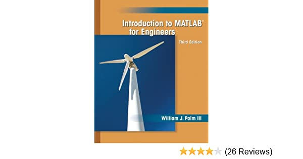 Introduction To MATLAB For Engineers EBook
