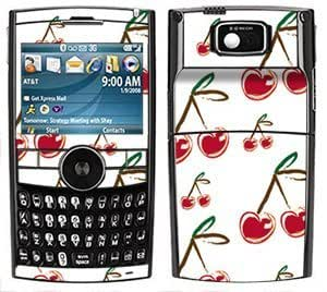 Cherries Skin for Samsung Blackjack II 2 i616 or i617 Phone