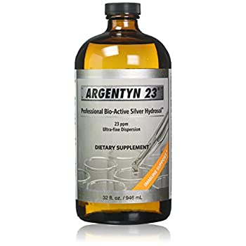 Image of Health and Household Argentyn 23 Silver Hydrosol - 32 oz by Natural Immogenics