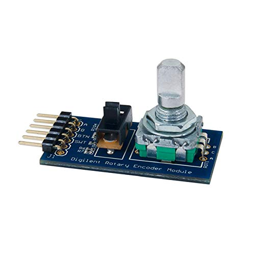 PMODENC ROTARY ENCODER (Pack of 5) (410-117)