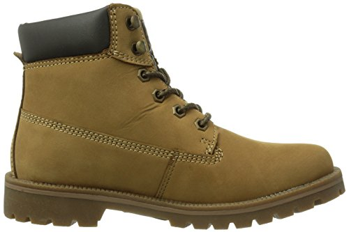 Dockers 330511-003056 - botas desert de cuero mujer marrón - Braun (stone  056)