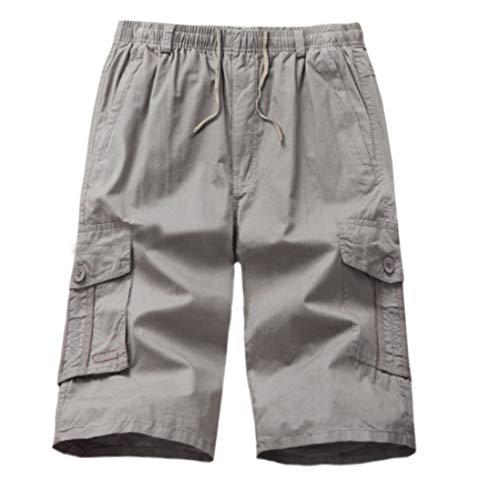 (MURTIAL Boys Snowboard Pants Men Pants for Boys Warm Pants Mens Thermal Pants Uniform Pants Reflective Pants Wind Pants Silver)
