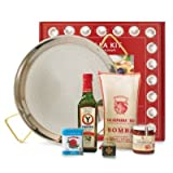 La Tienda Deluxe Paella Kit from Spain (Includes Paella Pan and Ingredients)