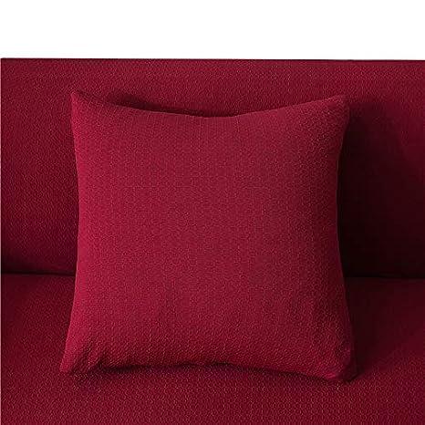 Fundas de sofá elásticas Impermeables Lavable 1 a 4 Asientos ...