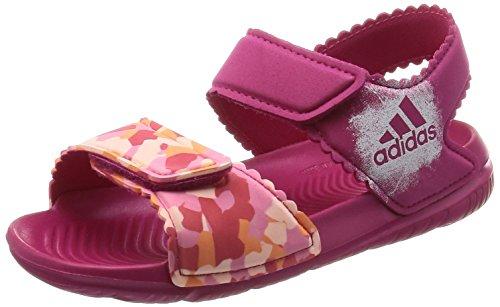 Adidas altaswim G I–sandaliaspara enfants, rose–(rosfue/corneb/Rossen), 26