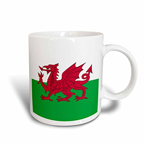 welsh red dragon - 2