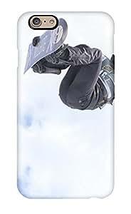 Premium Durable Shaun White Snowboarding Fashion Tpu Iphone 6 Protective Case Cover