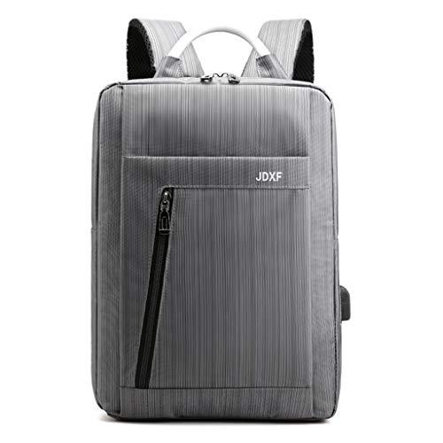 (Hot sales NRUTUP JDXF Men's Business Backpack Backpack Large Capacity Fashion Bag)