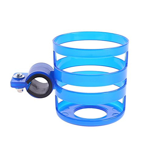 Akaddy Baby Stroller Accessories Bicycle Water Bottles Rack Cup Holder(Blue) for sale