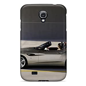 Premium Tpu Bmw Zagato Roadster Auto Hd 10 Covers Skin For Galaxy S4