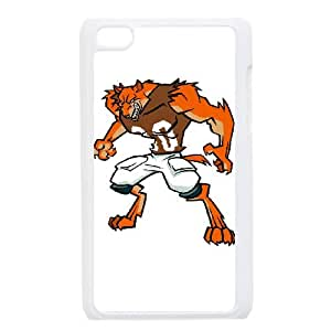 Cleveland Browns iPod Touch 4 Case White persent zhm004_8589859
