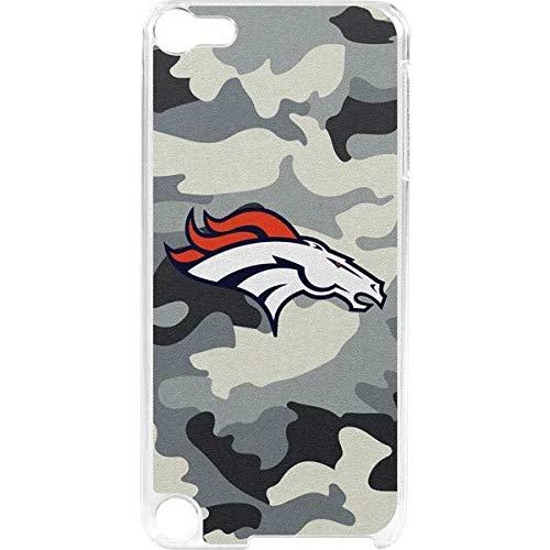 Skinit NFL Denver Broncos iPod Touch 6th Gen LeNu Case - Denver Broncos Camo Design - Premium Vinyl Decal Phone Cover (Ipod Touch Denver Broncos Case)