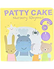 Cali's Books Nursery Rhymes Musical Book. Press, Listen and Sing Along! Best Interactive Sound Book for Toddlers 1-3. Award Winner Toy