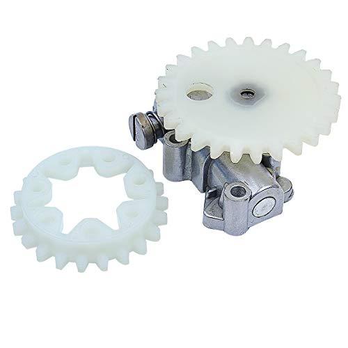 Oil Pump Worm Gear Oiler Spur Wheel Fit STIHL MS380 MS381 038 038AV 038 SUPER MAGNUM MS 380 381 Chainsaw Parts 11196403200