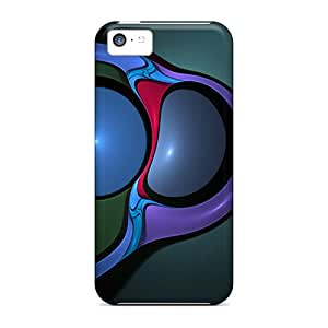 Iphone Cover Case - XTkbvrb5701UXShT (compatible With Iphone 5c)