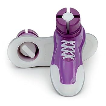 "Sneaker Walker Ski Glides for 1"" Walker Tubes (Purple)"