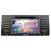 Eonon GA7166A Android 6.0 2GB RAM Octa-Core 7 Car DVD Player Navigation Special for BMW X5 E53 2000-07 Plug & Play