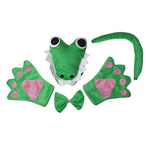 Kirei Sui Crocodile Costume Set -