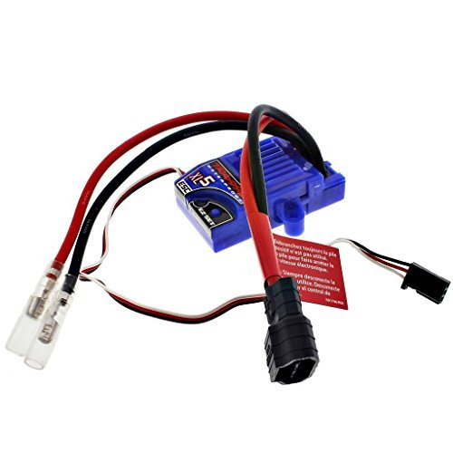 Esc Electronic Speed Control (Traxxas XL-5 Waterproof Forward/Reverse Electronic Speed Control GOOD FOR THE STAMPEDE 4X4, SKULLY, CRANIAC, AND THE TELLURIDE 4X4)