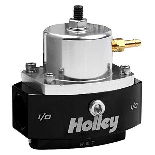 - Holley 12-880 - Adjustable Billet By-Pass Carbureted Fuel Pressure Regulator