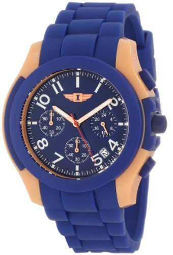 Invicta Men's 43949-009 Chronograph Blue Dial Watch