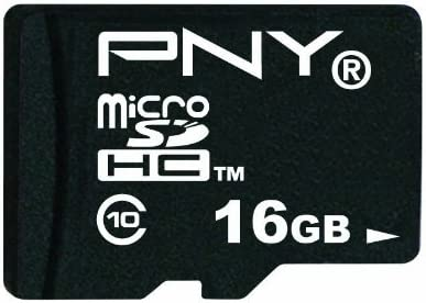 Amazon.com: PNY MicroSDHC tarjeta de memoria flash: Electronics