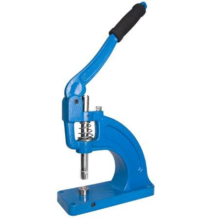 Manual Heavy Duty Hand Press Tool Grommet Eyelet Machine Die Plus 500 Pieces #2 Die