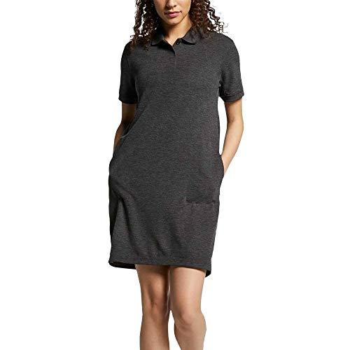 Nike Dri Fit Dry Golf Dress 2019 Women Black Medium