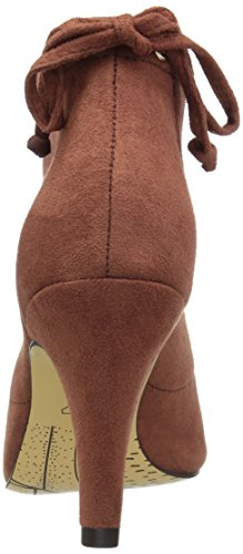 Bella Vita Womens Nicky II Ankle Bootie, Camel Super Suede, 6.5 W US