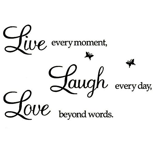 Quote Wall Stickers - 1