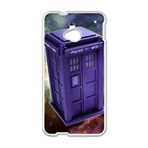 HTC One M7 Cell Phone Case White Doctor Who 005 HIV6755169549092