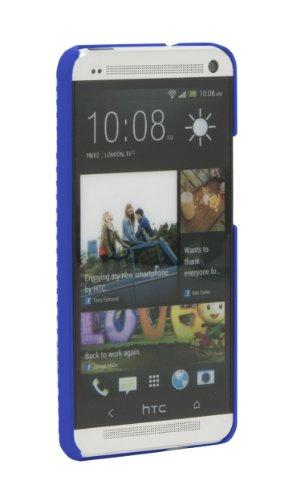 STM Grip Protective Case for HTC One - Blue (stm-322-061D-20) ()