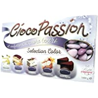 CONFETTI CRISPO CIOCOPASSION SELECTION COLOR LILLA GUSTI ASSORTITI 1 KG SFUMATI