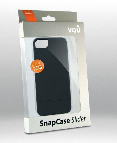 vau Snap Case Slider - matte purple - zweigeteiltes Hard-Case für Apple iPhone 5 & iPhone 5S