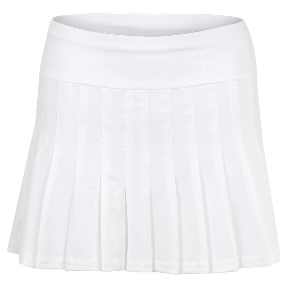 Tail Women`s Jillian 13.5 Inch Tennis Skort White (X-Large - TennisExpress)