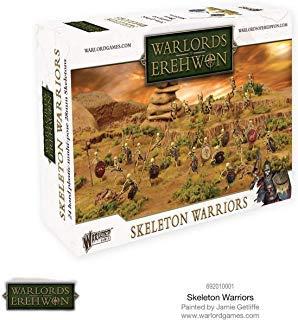 Warlords of Erehwon: Skeleton