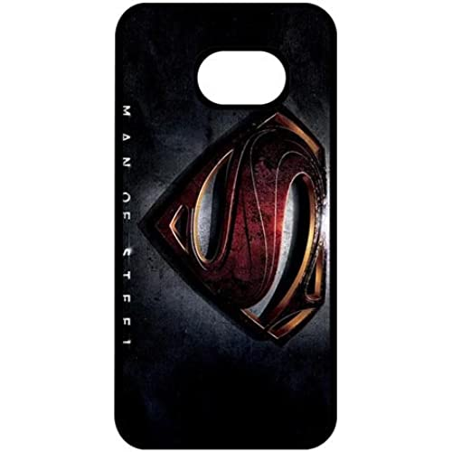 Funny Super Hero Man of Steel Cover Cases for Samsung Galaxy S7 EDGE Sales