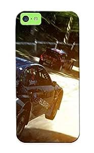New Gran Turismo 5 Tpu Case Cover, Anti-scratch Outmodedastr Phone Case For Iphone 5c