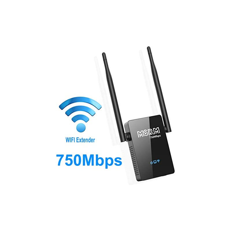 MSRM US750 750Mbps Dual Band Wifi Range