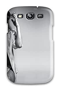 New Snap-on KarenStewart Skin Case Cover Compatible With Galaxy S3- Jennifer Aniston Actress