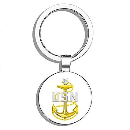 Amazon.com: HJ Media US Navy Senior Chief Petty Officer ...