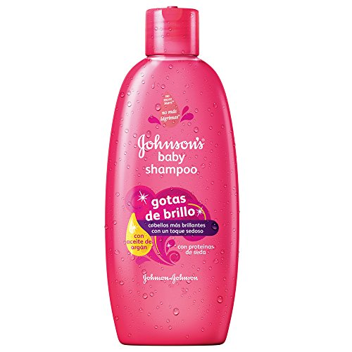 Johnson's Baby Shampoo Gotas de Brillo, 400ml