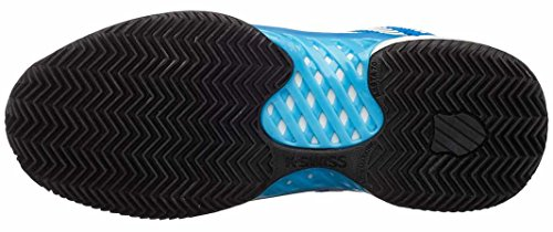 K-Swiss Hypercourt EXP HB - Zapatillas Para Mujer, Color Azul, Talla 36 Azul