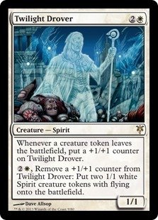 Magic: the Gathering - Twilight Drover - Duel Decks: Sorin vs Tibalt